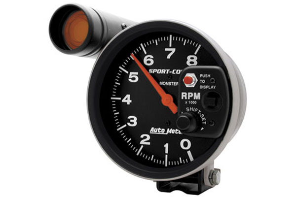 autometer sport comp 3905