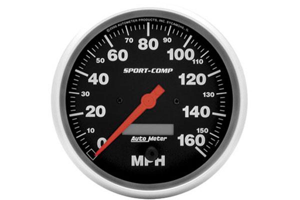autometer sport comp 3989