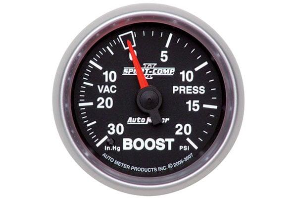 autometer sport comp II 3607