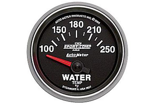 autometer sport comp II 3637