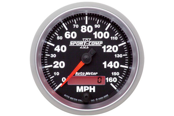 autometer sport comp II 3688