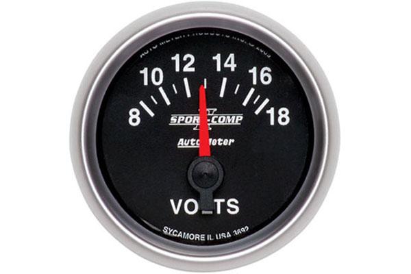 autometer sport comp II 3692