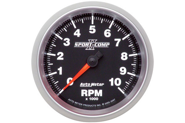 autometer sport comp II 3697