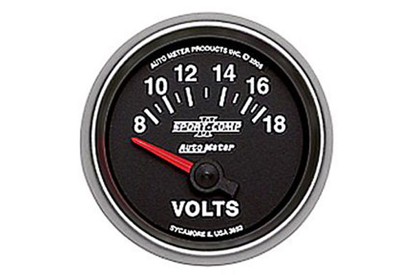 autometer sport comp II gauges 3691