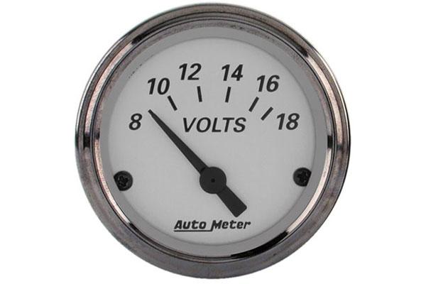 autometer street rod american platinum 1992