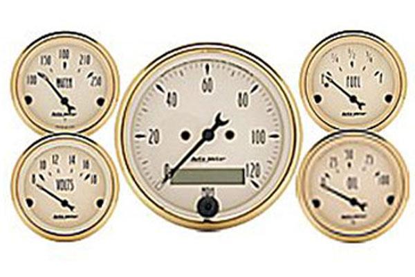 autometer street rod golden oldies 1502