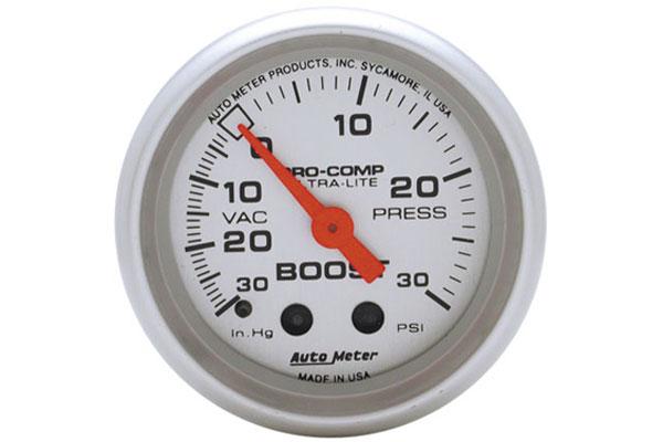 autometer ultra lite 4303