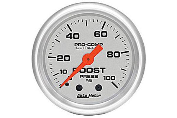 autometer ultra lite 4306