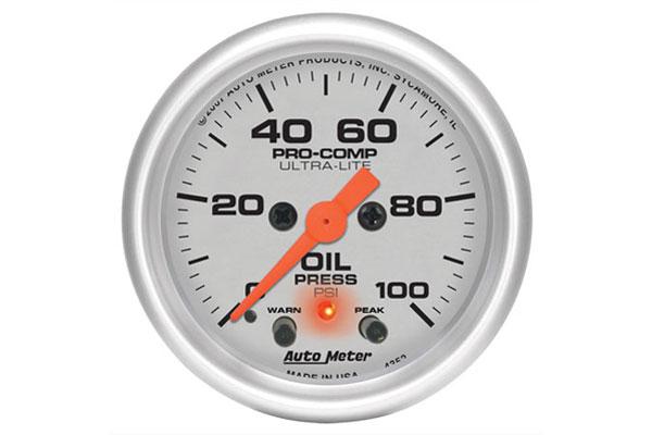 autometer ultra lite 4352
