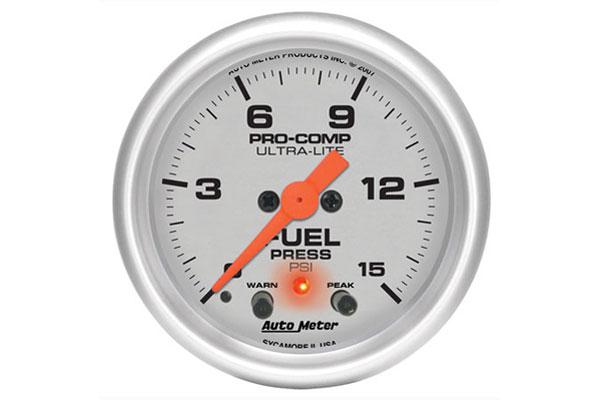 autometer ultra lite 4367