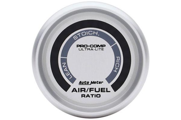 AutoMeter Ultra-Lite Gauges 4375 Air/Fuel Ratio 4012-3079699