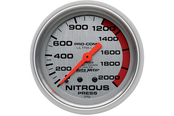 autometer ultra lite 4428