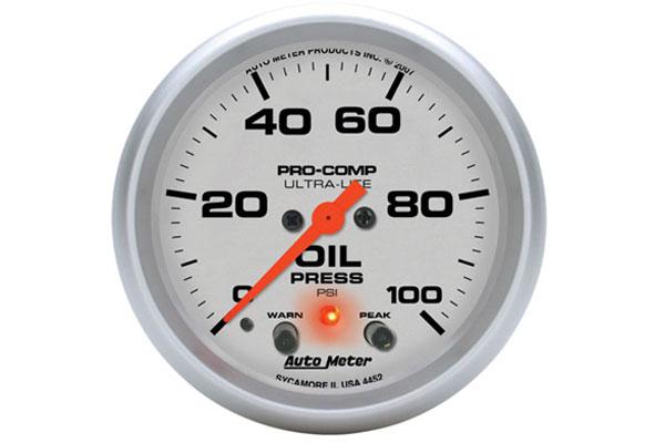 autometer ultra lite 4452