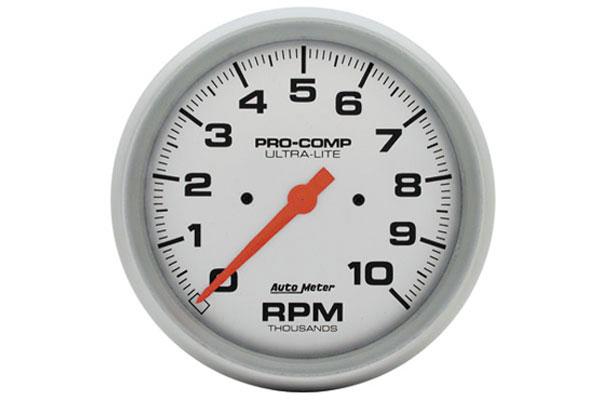autometer ultra lite 4498