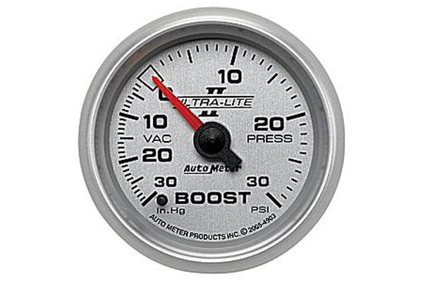 autometer ultra lite II 4903