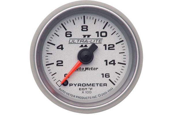 autometer ultra lite II 4944