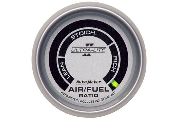AutoMeter Ultra-Lite II Gauges 4975 Air/Fuel Ratio 4275-3288044