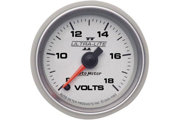 autometer ultra lite II 4991
