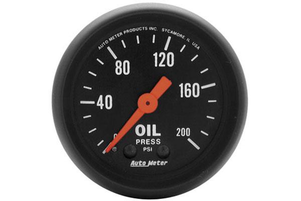 autometer z series 2605