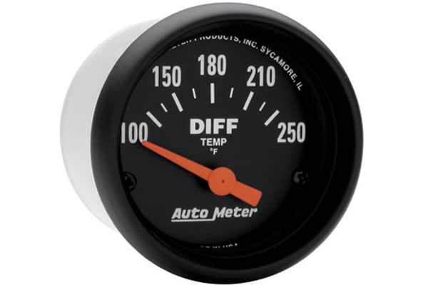 autometer z series 2636