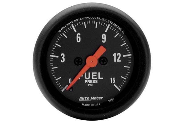 autometer z series 2661