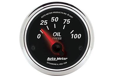 auto meter street rod designer black II 1228