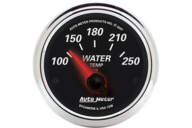 auto meter street rod designer black II 1238
