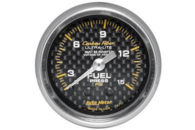 autometer carbon fiber 4711