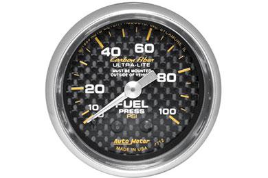 autometer carbon fiber 4712