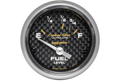 autometer carbon fiber 4715