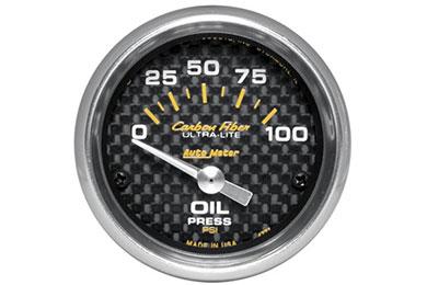autometer carbon fiber 4727