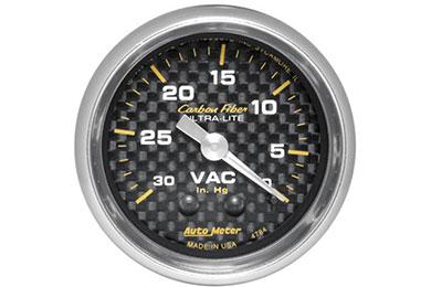 autometer carbon fiber 4784