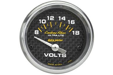 autometer carbon fiber 4791