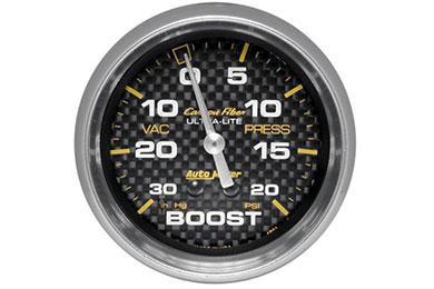 autometer carbon fiber 4801