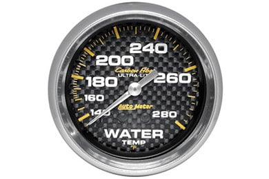 autometer carbon fiber 4831
