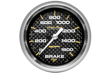 autometer carbon fiber 4867