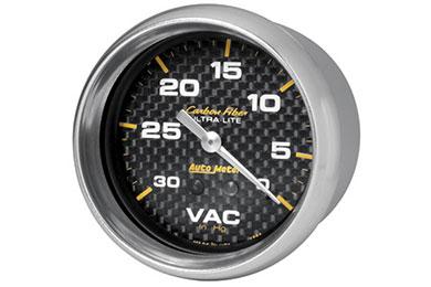 autometer carbon fiber 4884