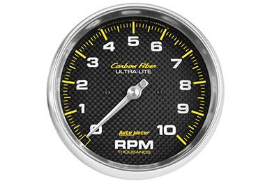 autometer carbon fiber 4898