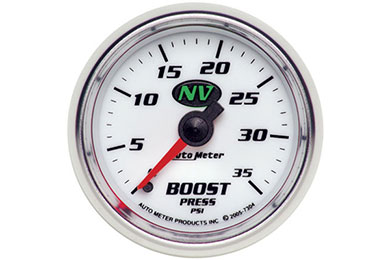 autometer nv 7304