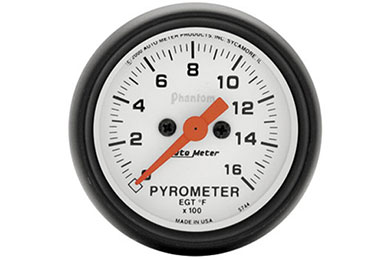 autometer phantom 5744
