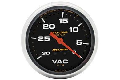 autometer pro comp 5484