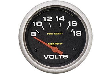 autometer pro comp 5492