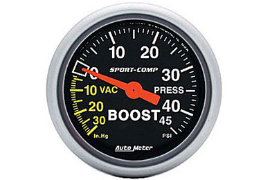 autometer sport comp 3308
