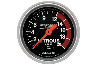 autometer sport comp 3328