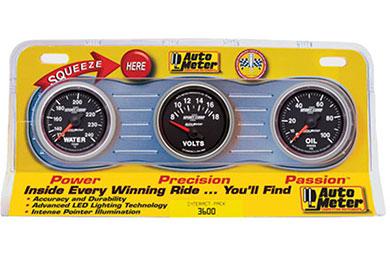 autometer sport comp II 3600