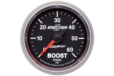 autometer sport comp II 3605