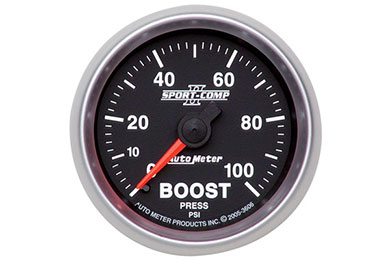 autometer sport comp II 3606