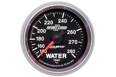 autometer sport comp II 3631