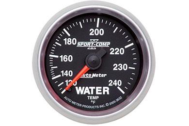 autometer sport comp II 3632