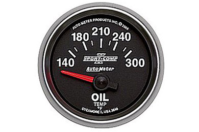 autometer sport comp II 3648